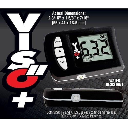 L&B - Viso II+ Visual Digital Altimeter