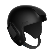 Cookie Fuel Skydiving Helmet - Matte Black