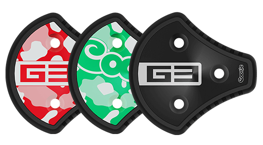 Cooki G3 Tunnel Side Plates